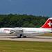 HB-IYY Swiss RJ100
