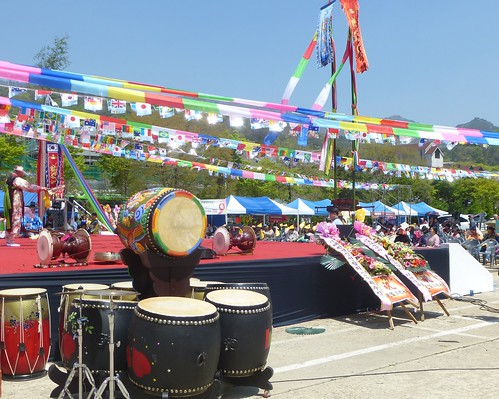 Co-Daegu-Parc Palgongsan-Fête 1 (2)