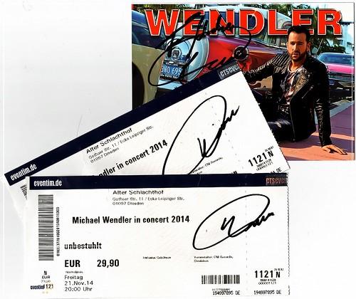 Michael Wendler in Konzert