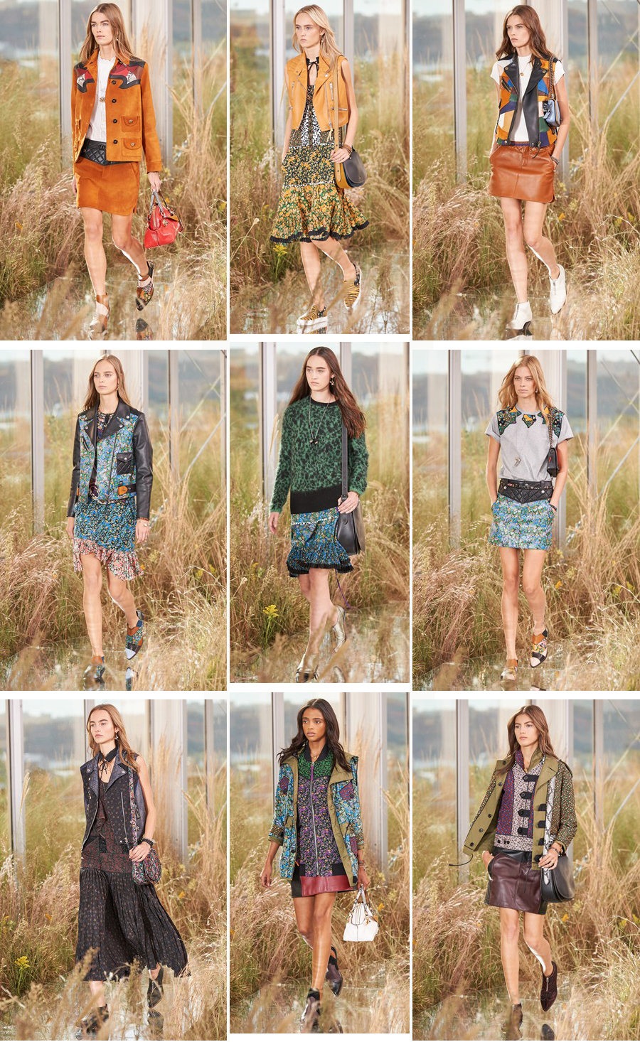 Coach Summer 2016 Ready to wear Collection