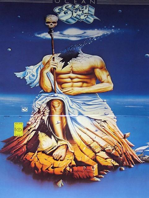 """Eloy - Ocean 12"""" Vinyl LP"""