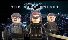 Dark Knight trilogy Minifigures