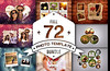 72 Photo Templates Bundle - $10 by orangefox.ofstyle
