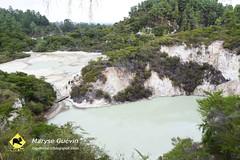Wai-O-tapu Nouvelle-Zélande