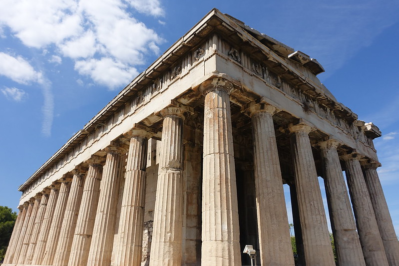 Visiting the Acropolis, 14 September 2015 111