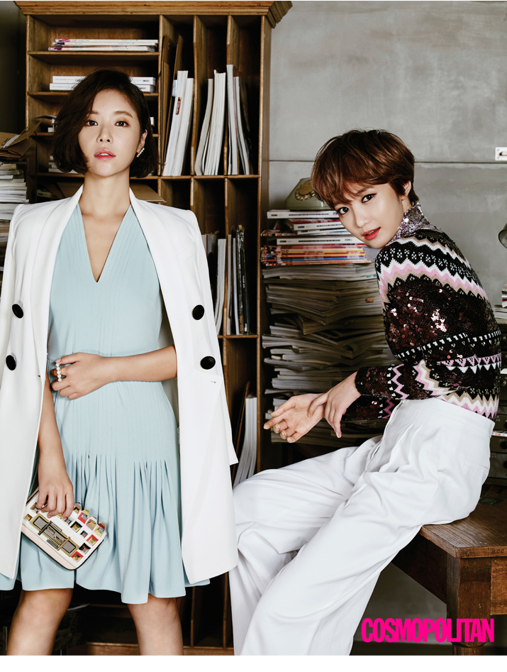 Hwang jung eum and kim yong joon really hookup
