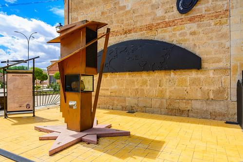 Razones para recorrer el Sendero GR 14 en Burgos: Meteorito de Berlanguillas