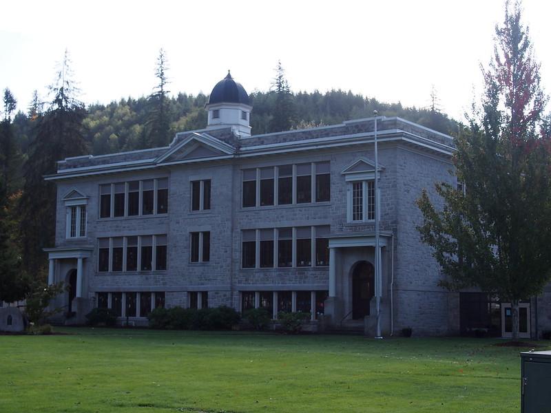 Wilkeson Historic Elementary School