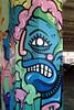 Graffiti Antwerp A12 Hiway by rogerpb