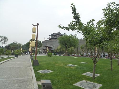 CH-Xian-Parc-Porte Sud (6)