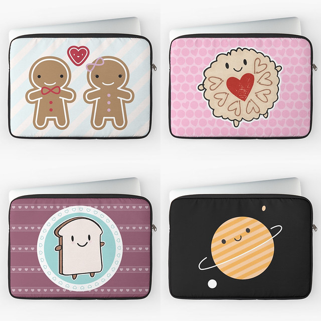Laptop sleeves at Redbubble