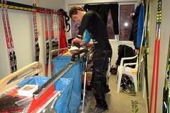 SLČR pořádá workshop k přípravě závodních lyží. Přiučte se od profesionálů!