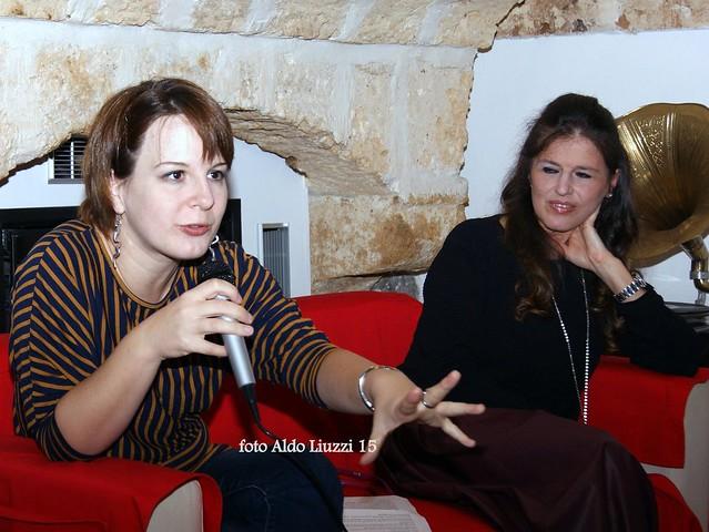 Alice Basso e Orietta Limitone