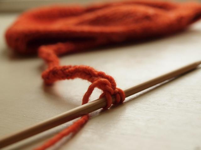 i-cording away.