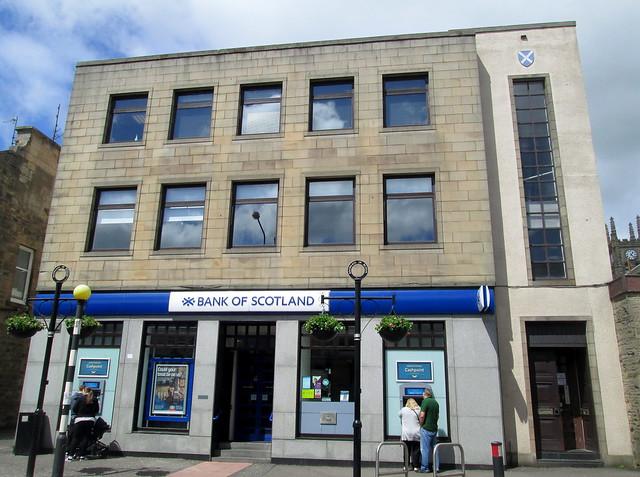 Art Deco Style Bank, Bathgate