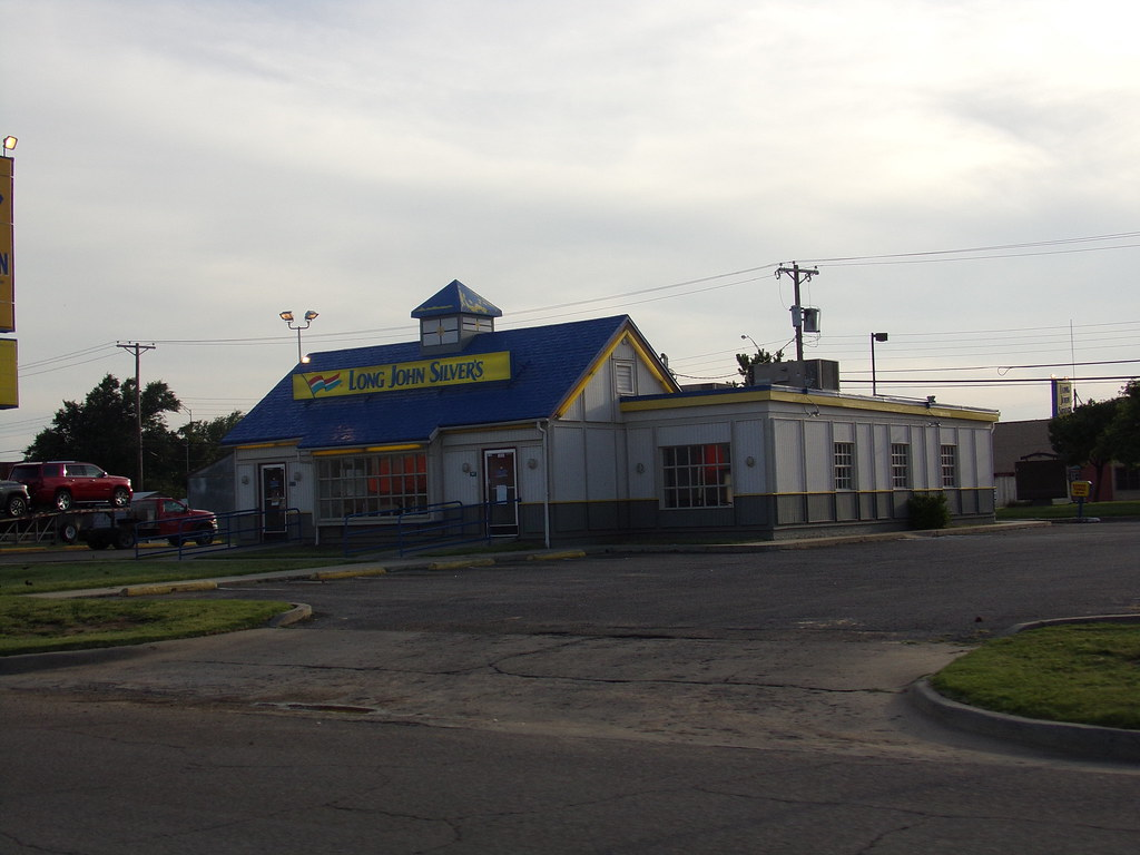 Service and food. My husband and I were at the Long John Silver's on Ross St in Amarillo, TX. We have been there before and had good service and food, however this time was quite different.