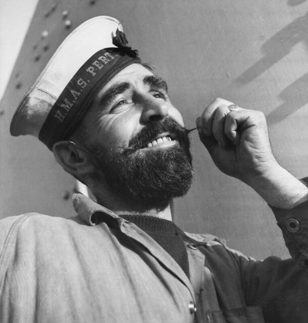 Header of Able Seaman