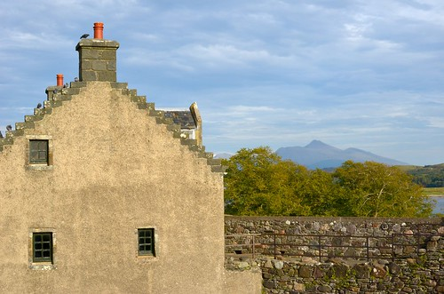 Views from Dunstaffnage Castle