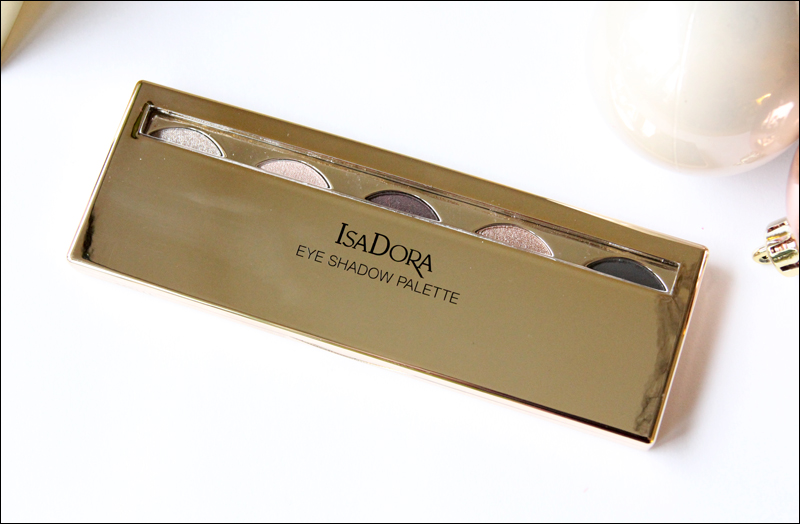 IsaDora golden edition palette