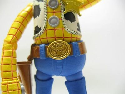 Woody's Belt Buckle