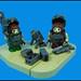 Hedgeman Legionaire Mortar Team by Karf Oohlu