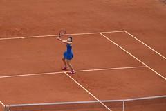 Roland Garros 2015 - Alizé Cornet