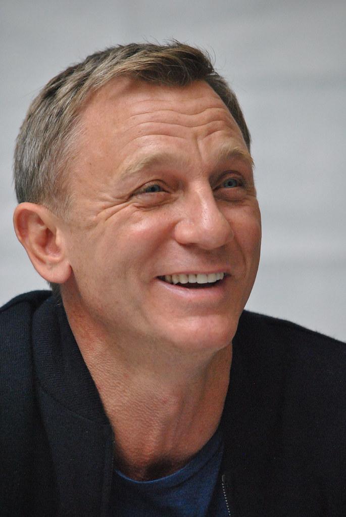 Дэниел Крэйг — Пресс-конференция «007: СПЕКТР» 2015 – 45