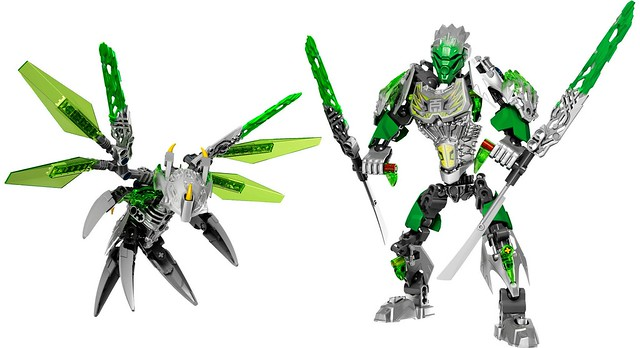 LEGO Bionicle 71305 - Lewa - Uniter of Jungle