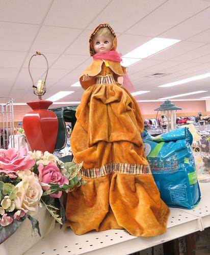 20 foot doll