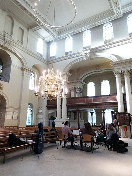 concert à saint george s bloomsbury
