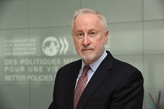 Douglas Frantz, Deputy Secretary-General of the OECD