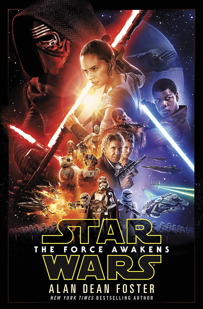 'The Force Awakens' by Alan Dean Foster (reviewed by Skuldren)
