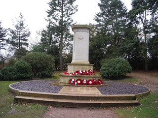 War Memorial near Cooper's Hill, Ampthill (II)