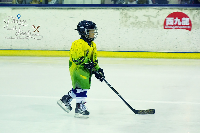 dragon centre sky rink ice hockey