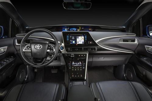 Back to the Future - Part II - Toyota Mirai - 2
