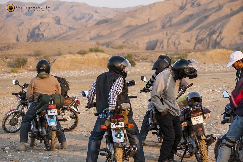 Trip to Cave City (Gondhrani) & Shirin Farhad Shrine (Awaran Road) on Bikes - 23233941111 475fd72686 c