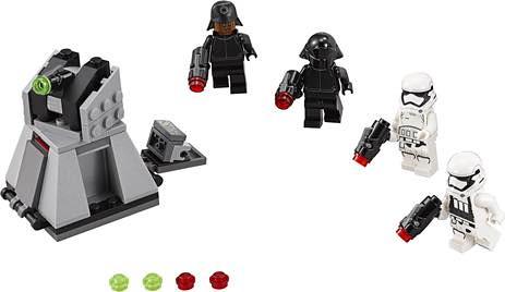 LEGO Star Wars 2016 sets | 75132 - First Order Battle Pack