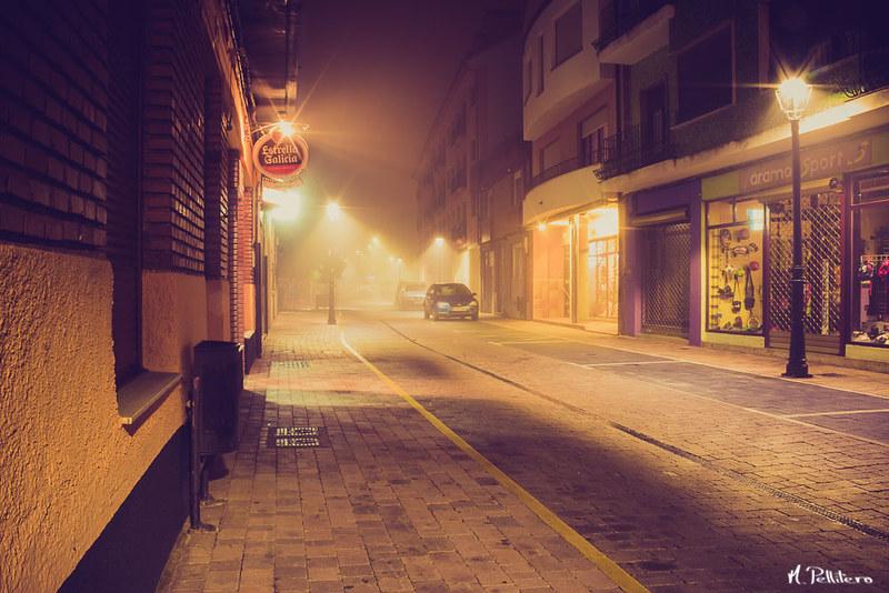 Santa Maria del Páramo: Noche de Niebla - Andres de Paz II