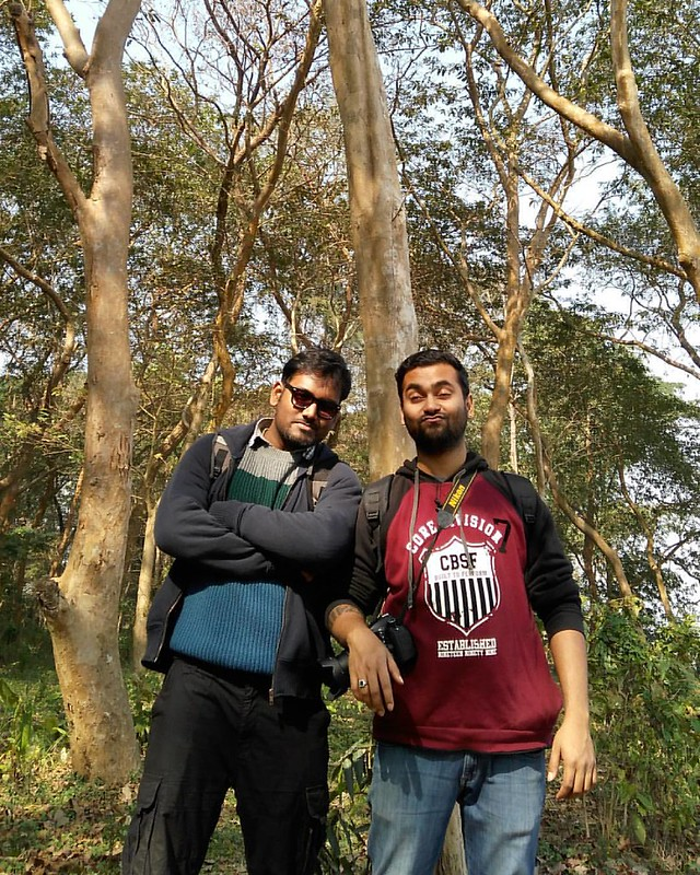 Day with Fun #fun #sabujdwip #corecommittee #hangout #nature #instanature