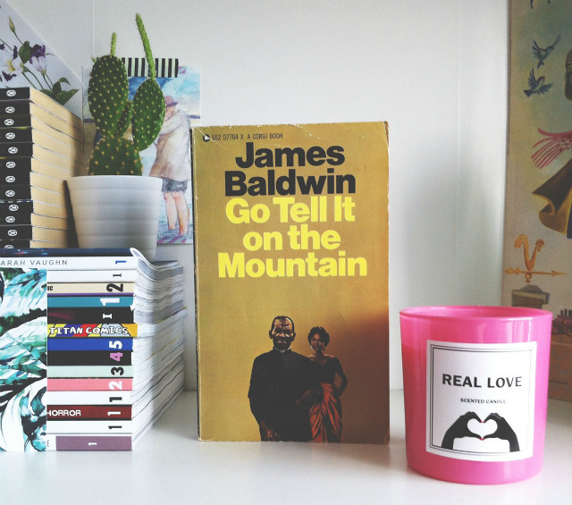uk book blogs vivatramp secondhand book haul go tell it on the mountain james baldwin