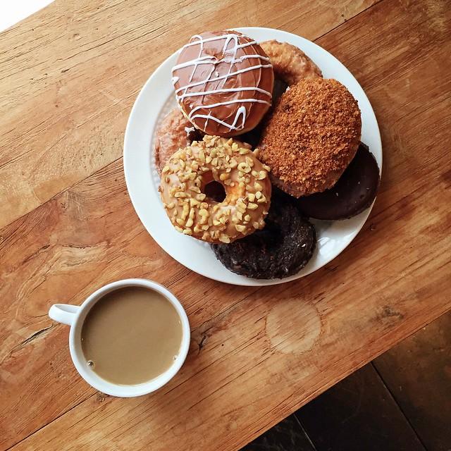 Doughnuts from Home Sweet Home Doughnut Shoppe | Great Barrington, MA