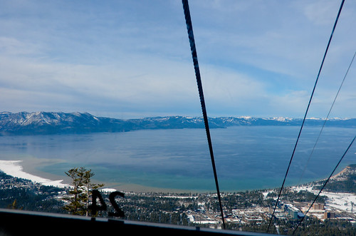 Heavenly Ski Resort Gondola