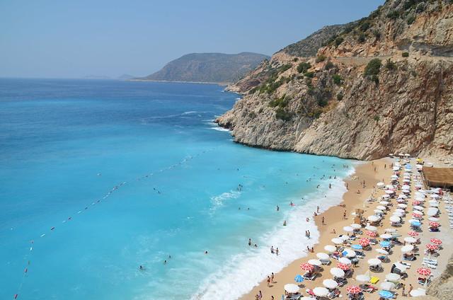 Kaputaş Plajı (with D5100)