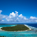 KAP over Maupiti's Coral Garden by Pierre Lesage