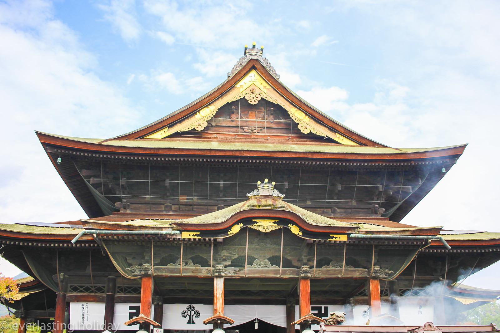 善光寺 Zenkoji Temple-0005