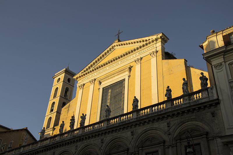 Rome SS. Apostoli