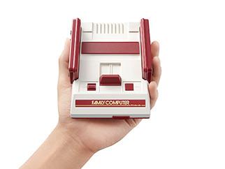 經典電玩「任天堂紅白機」再度復活推出【任天堂CLASSIC MINI】
