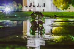 Town Hall | Kaunas | GlassBallProject #297/365