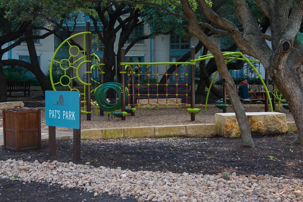 Playground at Hyatt Hill Country