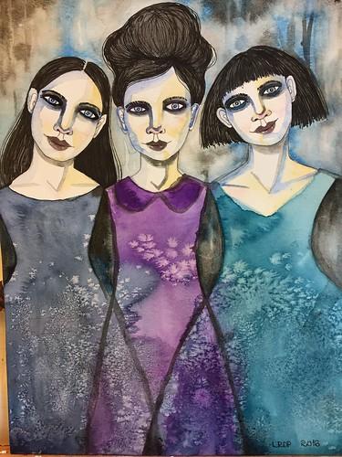 Week 43 - Three Sisters 3
